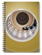 Interior View Of Maine State House Spiral Notebook