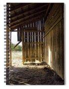 Interiors Spiral Notebook