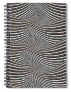 Interlaced Spiral Notebook