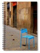Interlude Spiral Notebook