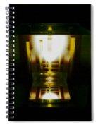 Internal Reflections Spiral Notebook