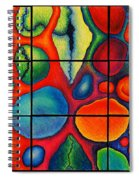 Internalscape Journey I Spiral Notebook