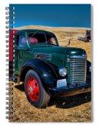 International Farm Truck Spiral Notebook