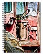 International Harvester 2 Spiral Notebook