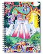 International Incident Mexico Spiral Notebook
