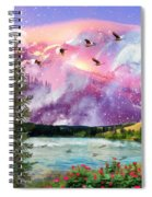 Intimacy With Christ Spiral Notebook