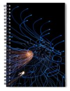 Into The Abyss Spiral Notebook
