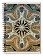 Into The Cortex Spiral Notebook