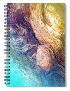 Into The Deep Spiral Notebook