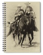 Into The Fray - Confederate Generals Spiral Notebook