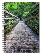 Into The Jungle  Spiral Notebook