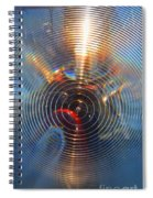 Into The Lens Spiral Notebook