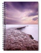 Into The Ocean Spiral Notebook