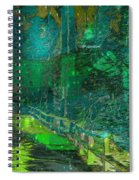 Into The Wild Spiral Notebook