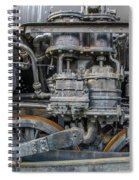 Intricate But Powerful Spiral Notebook