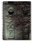 Intricate Lights Spiral Notebook