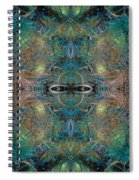 Intrigue Of Mystery Four Of Four Spiral Notebook