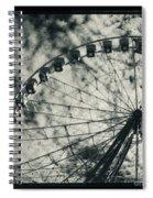 Intrinsical Spiral Notebook