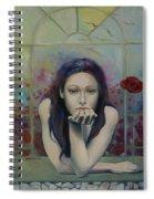 Introversion Spiral Notebook