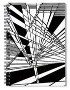 Introversion Four Spiral Notebook