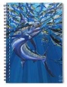 Intruder Off003 Spiral Notebook