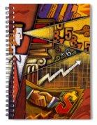 Investor Spiral Notebook