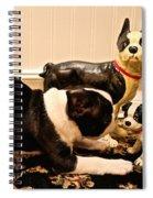 Invitations Spiral Notebook