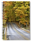 Inviting Spiral Notebook