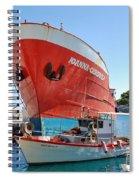 Ioanna Chrisoula Spiral Notebook