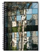 Ion Orchard Reflections Spiral Notebook