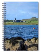 Iona Abbey Isle Of Iona Spiral Notebook