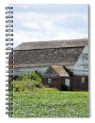 Iowa Barn 7254 Spiral Notebook