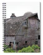 Iowa Barn 7414 Spiral Notebook