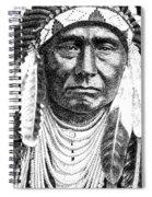 iPhone-Case-Chief-Joseph Spiral Notebook