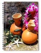 Ipu At The Beach Spiral Notebook