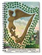 Ireland 1894 Spiral Notebook