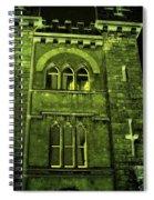 Ireland Church IIi Emerald Night Spiral Notebook
