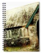 Ireland Church Xiv Spiral Notebook