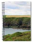 Ireland Coast Panorama Spiral Notebook