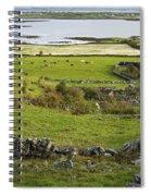 Ireland Farm Spiral Notebook
