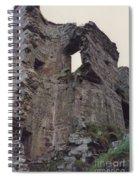 Ireland Minard Castle Ruins By Jrr Spiral Notebook