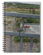 Ireland Rosary For Remembrance Spiral Notebook