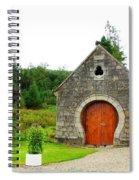 Irish Charm Spiral Notebook