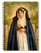 Irish Colleen Spiral Notebook
