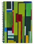 Irish Dance Spiral Notebook