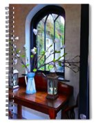 Irish Elegance Spiral Notebook