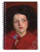 Irish Girl Spiral Notebook