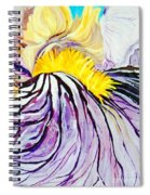 Irisiris Spiral Notebook