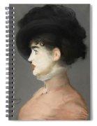 Irma Brunner Spiral Notebook