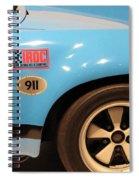 Iroc 911 Rsr Spiral Notebook